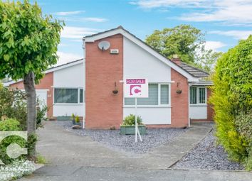 Thumbnail 3 bed detached bungalow for sale in The Looms, Parkgate, Neston