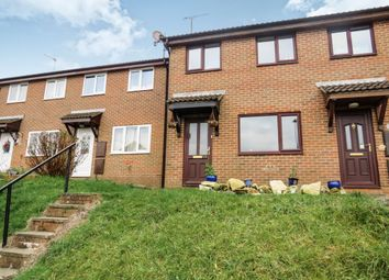 Thumbnail 2 bed end terrace house for sale in Kestrel View, Weymouth