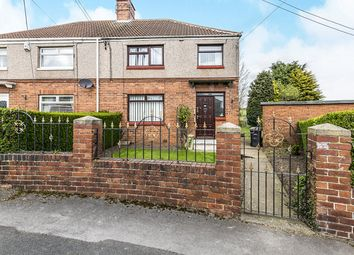 Thumbnail 3 bed semi-detached house for sale in Laburnum Road, Ferryhill