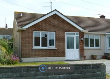 Thumbnail 2 bed bungalow to rent in Brynglas, Aberporth