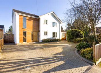 Thumbnail 3 bed detached house for sale in Huntsfield Close, Cheltenham, Gloucestershire