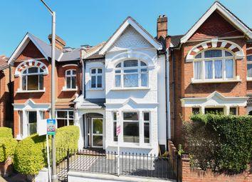 Thumbnail 4 bedroom terraced house for sale in Nimrod Road, London