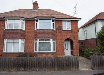 Thumbnail 3 bed semi-detached house for sale in Chepstow Road, Felixstowe