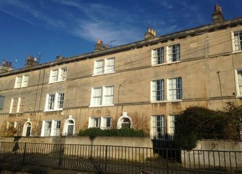 Thumbnail 1 bed flat to rent in Caroline Buildings, Bath