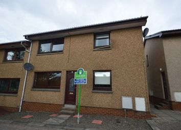 Thumbnail 2 bed flat for sale in Elgin Court, Dunfermline