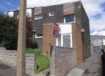 Thumbnail 2 bedroom semi-detached house to rent in Laleston Close, Barry, Vale Of Glamorgan