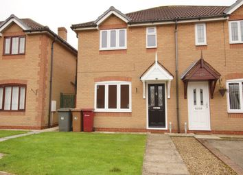 Thumbnail 3 bedroom semi-detached house to rent in Riverside, Scawby Brook, Brigg