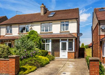 Thumbnail 4 bed semi-detached house for sale in Avenue Road, Caterham, Surrey