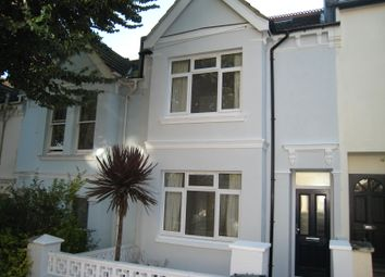 Thumbnail 5 bed terraced house to rent in Bernard Road, Brighton