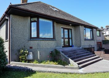Thumbnail 4 bed detached bungalow for sale in Agar Road, Newquay