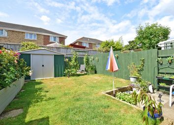 Thumbnail 3 bed semi-detached house for sale in Westminster Lane, Newport, Isle Of Wight