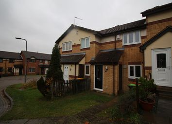 Thumbnail 2 bed terraced house to rent in Dynevor Close, Bromham, Bedford