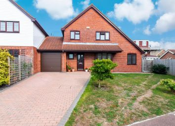 Thumbnail 4 bed detached house for sale in Middlemead, Folkestone