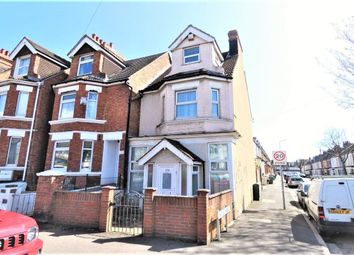 Thumbnail 3 bed semi-detached house for sale in Canterbury Road, Folkestone