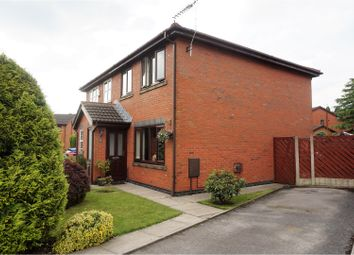 Thumbnail 3 bed semi-detached house for sale in Astbury Close, Oldham