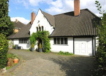 Thumbnail 4 bed detached house for sale in Beech Hill Road, Wylde Green, Sutton Coldfield