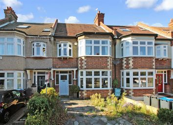 Thumbnail 3 bed terraced house for sale in Shirley Park Road, Croydon, Surrey