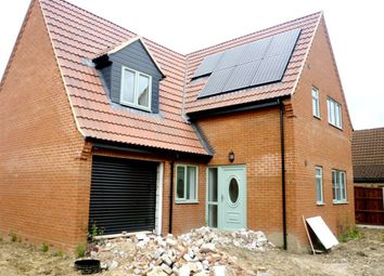 Thumbnail 4 bed property to rent in Cook Road, Holme Hale, Thetford