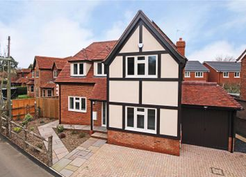 Thumbnail 4 bed detached house for sale in Rosemary Lane, Thorpe Village, Surrey