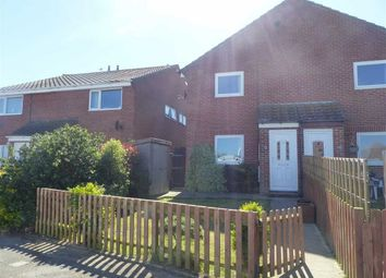 Thumbnail 1 bed end terrace house for sale in Sandpiper Way, Weymouth, Dorset