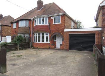 Thumbnail 3 bed semi-detached house for sale in Hurst Lane, Shard End, Birmingham