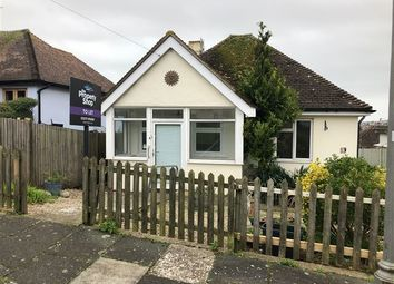 Thumbnail 2 bedroom bungalow to rent in Westfield Avenue North, Saltdean, Brighton