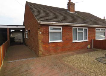 Thumbnail 3 bedroom bungalow for sale in Varvel Avenue, Sprowston, Norwich