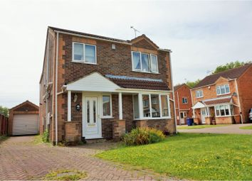 Thumbnail 4 bed detached house for sale in Bloomhill Court, Doncaster