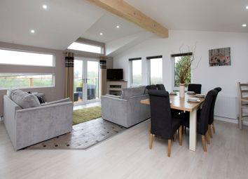 Thumbnail 2 bedroom lodge for sale in Denbury Road, Ogwell, Newton Abbot