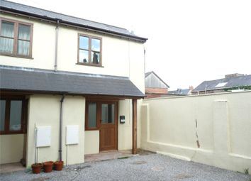 Thumbnail 1 bedroom semi-detached house to rent in Fore Street, Tiverton, Devon
