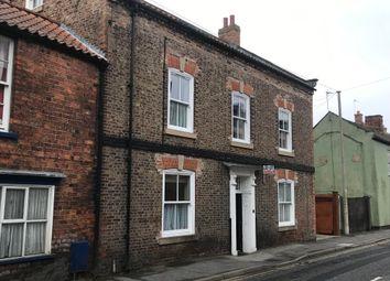 Thumbnail 1 bedroom flat to rent in Bridgegate, Howden, Goole