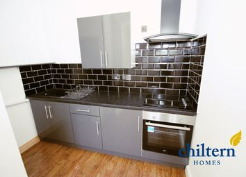 Thumbnail 1 bedroom flat to rent in Midland Road, Luton