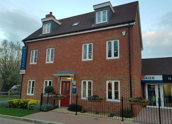 Thumbnail 5 bed detached house for sale in Provis Wharf, Broughton, Aylesbury