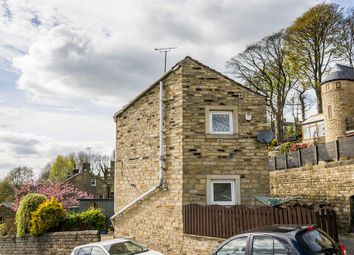 Thumbnail 1 bed end terrace house for sale in Near Bank, Shelley, Huddersfield