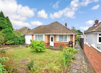 Meverall Avenue, Cliffsend, Ramsgate, Kent CT12. 3 bed detached bungalow