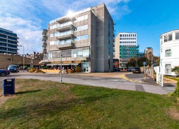 Thumbnail 2 bed flat for sale in West Terrace, Folkestone