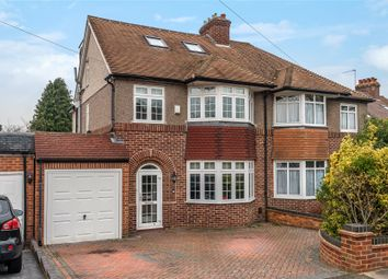 Thumbnail 4 bed semi-detached house for sale in Grange Road, Orpington