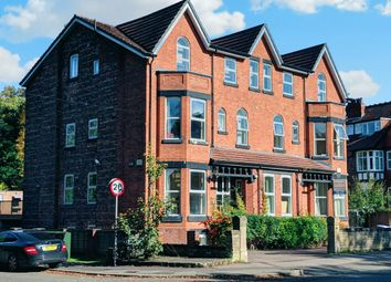 Thumbnail 3 bed flat to rent in Barlow Moor Road, Didsbury, Manchester