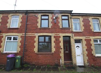 Thumbnail 3 bed terraced house for sale in Charles Street, Pontnewydd, Cwmbran