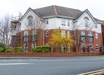 Thumbnail 2 bed flat for sale in Parrs Wood Road, Didsbury, Manchester