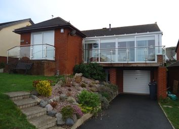 Thumbnail 3 bed detached bungalow to rent in Traeth Melyn, Deganwy, Conwy