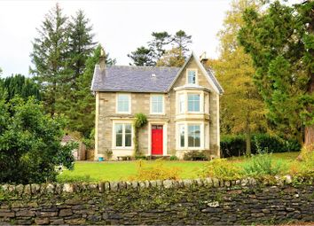 Thumbnail 6 bed detached house for sale in Garelochhead, Helensburgh