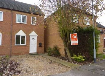 Thumbnail 2 bed property to rent in Rudkin Drive, Sleaford, Lincs