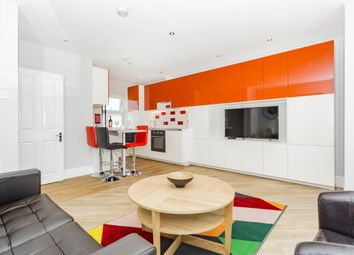 Thumbnail 2 bed flat to rent in Aaron Hill Road, London