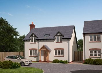 Thumbnail 3 bed detached house for sale in - The Wenlock Tilstock Lane, Tilstock, Whitchurch