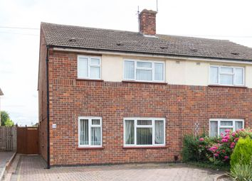 Thumbnail 3 bed semi-detached house for sale in Chaucer Road, Wellingborough