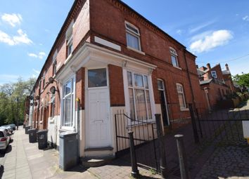 Thumbnail 2 bed end terrace house for sale in Prospect Hill, Highfields, Leicester
