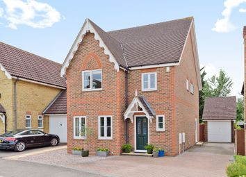 Thumbnail 4 bed detached house for sale in Cullerne Close, Ewell Village