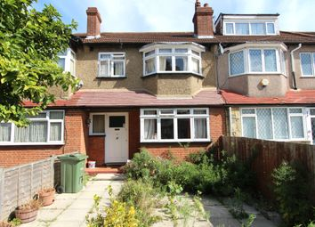Thumbnail 3 bed terraced house for sale in Sherwood Avenue, Streatham