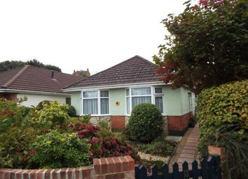 Thumbnail 2 bed bungalow for sale in Wolseley Road, Parkstone, Poole